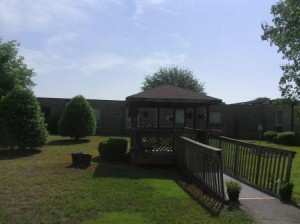 Picture of Courtyard Gazebo